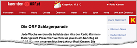 ORF Sclagerparade